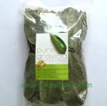 ใบทุเรียนเทศแห้ง สำหรับต้มเป็นชา1เดือน (Air Dried Soursop Leaves for 1 month supply)