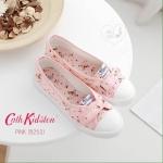 รองเท้าผ้าใบ Style Cath Kidston