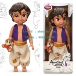 Disney Animators' Collection Aladdin Doll - 16'' ตุ๊กตา อาลาดิน สูง16นิ้ว ของแท้ นำเข้าจากอเมริกา