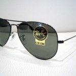 RB3025 L2823 | Ray-Ban AVIATOR LARGE METAL