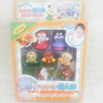 ZC005 ของเล่นอันปังแมน เป็นโมเดล (อันปังแมน และเพื่อนๆ รวม7ตัว) และสามารถใส่เป็นหุ่นนิ้วมือได้ Anpanman from Japan พร้อมส่ง