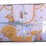 ชุด Gift set Disney Baby แท้ ลายหมีพูห์ สำหรับเด็กอ่อน 8 ชิ้น