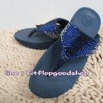 รองเท้า Fitflob Flare สีน้ำเงิน