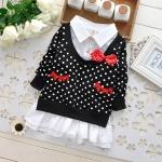 (พร้อมส่ง Size XXXL) เสื้อผ้าเด็ก ชุดกระโปรงเด็กน่ารักๆ ราคาถูก