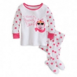 Miss Piggy PJ Pal for Baby (size: 6-12M)