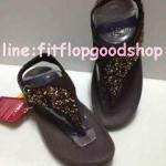 รองเท้า Fitflob Limited รุ่นเพชรกระจายใบไม้   No.FF640