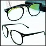 กรอบแว่นตา LENMiXX Black BoB