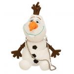 Plush Purse Olaf - Frozen from Disney USA ของแท้100% จากอเมริกา กระเป๋าตุ๊กตา มีสายโซ่ น่ารักน่าใช้มากๆ