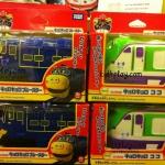 หัวรถไฟชาคินตัน ชนถอย สำหรับเด็กเริ่มนั่งหรือคลาน