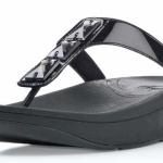 รองเท้า Fitflob Pietra Black สีดำ No.FF100