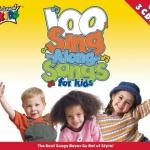 DVD 100 Sing Along Song ขายดีที่สุดในอเมริกา มีทั้งหมด 100 เพลง ทั้งหมด 3 DVD มีภาพ มีเสียง พร้อม sub ราคาเพียง 75 บาท