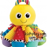 Lamaze Octotunes, with refreshed colors and fabrics!