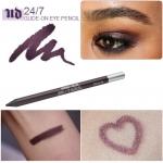 **พร้อมส่ง** Urban Decay 24/7 Glide-On Eye Pencil: Eyeliner สี rockstar 0.8 g อายไลเนอร์แบบดินสอ สวยติดทนนาน เนื้อนุ่มเขียนง่าย ไม่แพนด้า