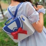 [Preorder] กระเป๋ากะลาสี Sailor Moon สะพายได้ 2 แบบ