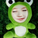 ตุ๊กตากบเขียว