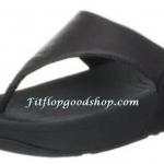 รองเท้า Fitflob Lulu หูหนีบ สีดำ No.FF221