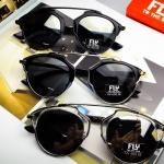 [พร้อมส่ง] แว่นกันแดด Fly to the sun รุ่น Hipster
