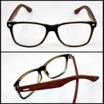 กรอบแว่นตาขาไม้