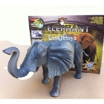 ช้างเดินได้ มีเสียงร้อง