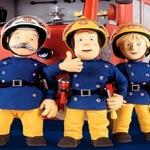 Fireman Sam Season Vol.1-5 DVD ชุด 5 แผ่น[Soundtrack]
