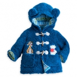 Z Winnie the Pooh and Tigger Plush Coat for Baby (12-18month)