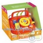 รถหัดขับเด็กน้อย playgo