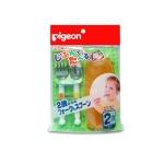 พีเจ้น Pigeon ชุดช้อนส้อมสำหรับฝึกทานอาหารด้วยตัวเอง