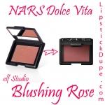 **พร้อมส่งค่ะ+ลด 50%**e.l.f. Studio Blush - Blushing Rose NO.36
