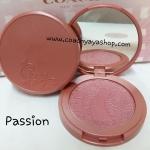 **พร้อมส่ง +ลด 30%** Tarte Amazonian Clay 12-hour blush Passion ( สี Passion )
