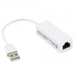 USB 2.0 to Ethernet RJ45 Network Lan Adapter