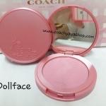 ++พร้อมส่ง +ลด 30%Tarte Amazonian Clay 12-hour blush, dollface (light pink) 1.9 oz