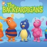The Backyardigans พากษ์ eng no sub 8 แผ่นราคา 200