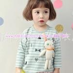 เสื้อแขนยาว มีตุ๊กตากระต่าย PinkIdeal