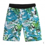 Pre-order กางเกงขาสั้น กางเกงลำลองฤดูร้อน กางเกงทะเล แฟชั่นสไตล์เกาหลี สำหรับหนุ่มไซส์ใหญ่ Aqua ปะการัง
