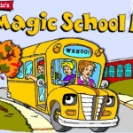 Magic School Bus DVD (Lang: Eng Sub: บางตอน) ทั้งหมด 10 แผ่น
