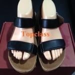 รองเท้า Fitflop รัดส้น หนังสีดำ 750 บาท
