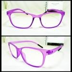 กรอบแว่นตา LENMiXX PurPle Cute