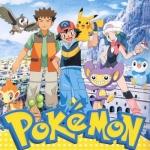 Pokemon Season 6 V2D 7 Disc พากษ์ไทย