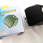 Universal AC-DC Power Adapter Converter