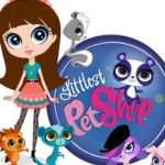 Littlest Pet Shop Season 1, Season 2 = 6 Disc (Lang: Eng, No sub)