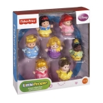 z Fisher Price Little People Disney Princess Figure Pack.