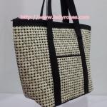กระเป๋าสะพาย นารายา ผ้าคอตตอน ลายชิโนริ มีช่อง ใส่โทรศัพท์ ด้านหน้า (กระเป๋านารายา กระเป๋าผ้า NaRaYa กระเป๋าแฟชั่น)