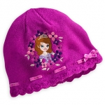 Sofia Knit Hat for Girls