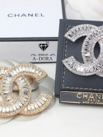 พร้อมส่ง ~ A~Dora ฺBrand Popular style Chanel brooch Pins for party