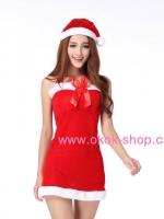 ชุดซานต้าครอสหญิงแฟนซี