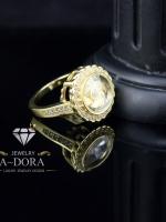 พร้อมส่ง ~ แหวนแชกงหมิวนำโชค