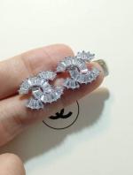 พร้อมส่ง ~ Chanel Earring งานเพชรปาเก็ต งานเกรดพรีเมี่ยมเลยคะ