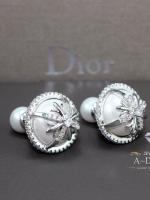 พร้อมส่ง ~ Earring Style Dior By A~Dora Brand
