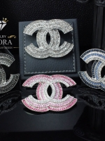 พร้อมส่ง ~ A~Dora Brand Channel Brooches For Women