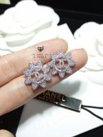 พร้อมส่ง ~ Chanel Earring ต่างหูงานน่ารักมากกกกก ขนาดไม่ใหญ่ เล็กๆ กำลังดี